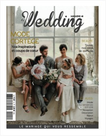 wedding magazine - couverture