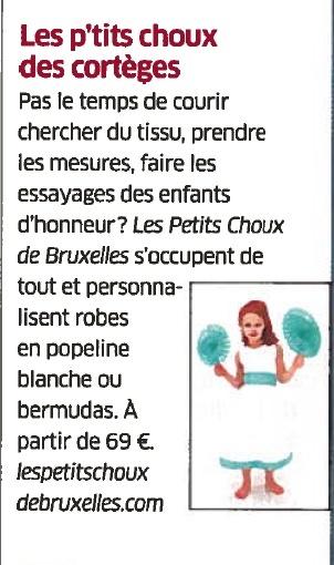 Famille chretienne - Les petits choux