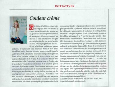 article Juliette & Victor Les petits choux de Bruxelles