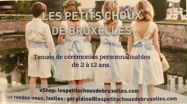 Le magazine L'Eventail parle des petits choux de Bruxelles